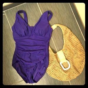 Landsend one piece swimsuit